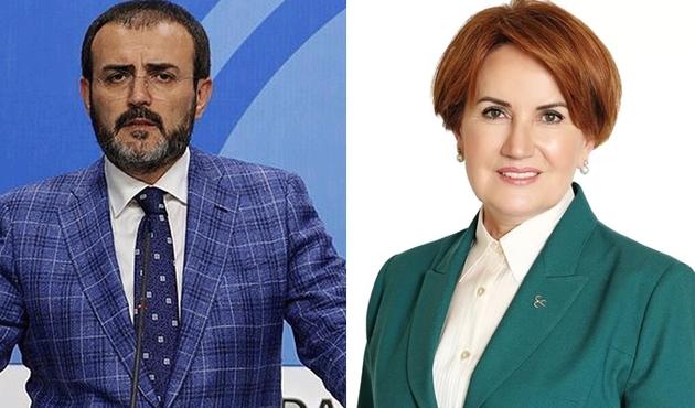 Ünal, Akşener'in Konya iddialarına cevap verdi