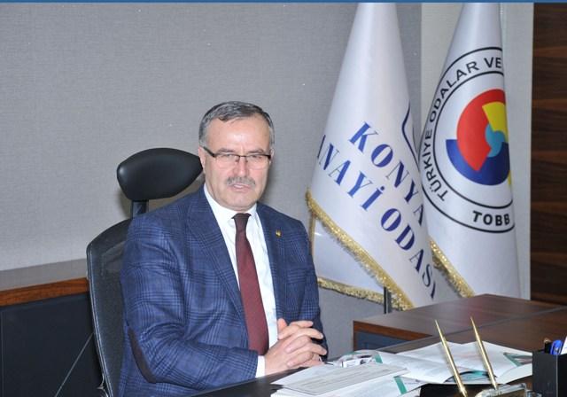 """Başkan Kütükcü: """"Konya, Cumhuriyet tarihinin ihracat rekorunu kırdı"""""""