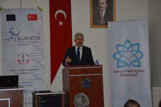 Scientix Projesi Stem Çalıştayı Başladı