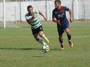 Sarayönü Belediyespor'da Makedon transfer