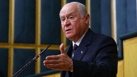 MHP Genel Başkanı Bahçeli: Yeni sistem sadece Türk milletinin harcıdır