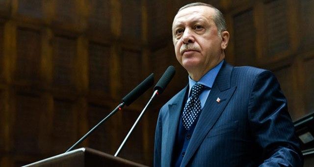 Cumhurbaşkanı Erdoğan: Bu trenden düşenler düştüğü yerde kalır