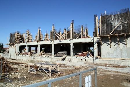 Akşehir yeni Emniyet Müdürlüğü binasına kavuşuyor