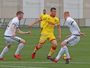 Atiker Konyaspor Göztepe ile yenişemedi