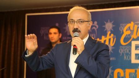 Kalkınma Bakanı Elvan: Artık kendi kararını kendisi veren bir Türkiye var
