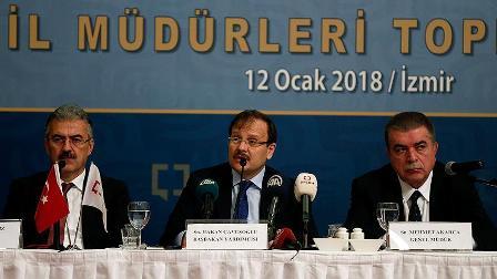 Başbakan Yardımcısı Çavuşoğlu: 15 Temmuz'a ait görüntüler adeta ders mahiyetinde