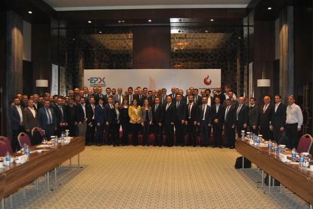 Doğal Gaz Sektörü Konya'da Buluştu