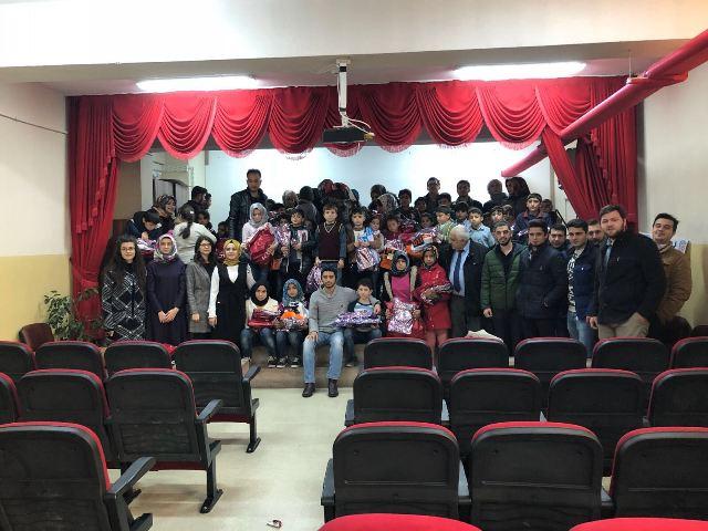 KTO Karataylılardan Bir Dilek de Sen Tut Etkinliği