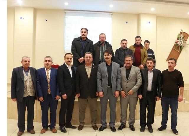 Karatay belediyesi sivil toplum kuruluşlarını yalnız bırakmıyor