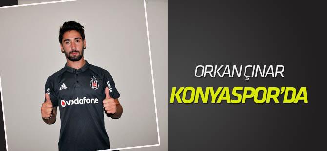 Orkan Çınar, Konyaspor'da