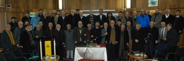 """İkindi Sohbetlerinde Konya'daki Mimar Sinan, Sultan Selim Camisi Efsaneler ve Gerçekler""""konuşuldu."""