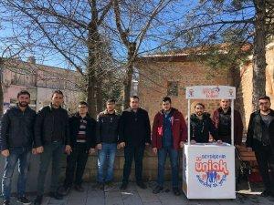 Seydişehir Ak Gençlik'te hedef 35 bin üye