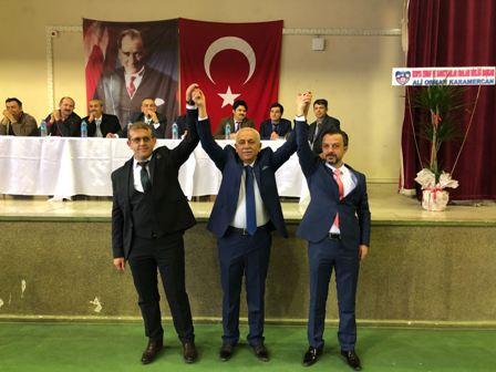 Beyşehir Esnaf ve Sanatkarlar Odası Başkanlığında seçim