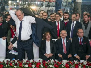 CHP Parti Meclisi üyeleri belli oldu