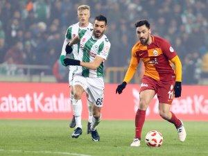 Galatasaray'da Konyaspor maçı hazırlıkları başladı