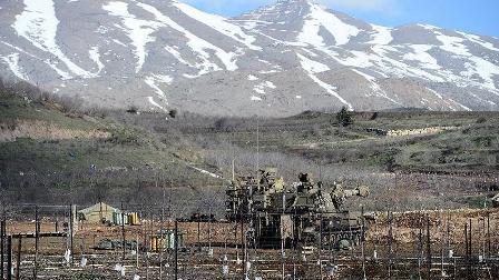 İsrail'in Şam'a füze saldırısı düzenlediği iddia edildi