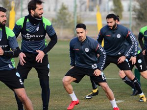Atiker Konyaspor'da, Galatasaray hazırlıkları