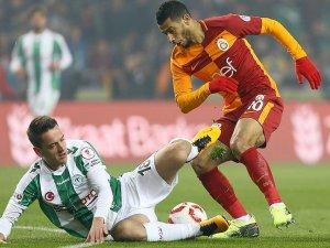 Galatasaray, Konyaspor'u ağırlayacak
