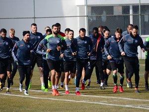Atiker Konyaspor, Galatasaray maçına hazır