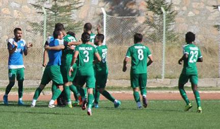 BAL'da sezonun maçı: Ereğlispor-Akşehirspor