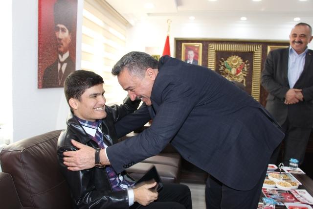 Başkan Mehmet Tutal, sözü tuttu