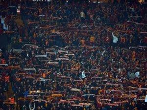 Türk Telekom Stadyumu'nda 22 bin 835 seyirci