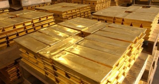Türkiye'de 2017'de 21 ton altın üretildi