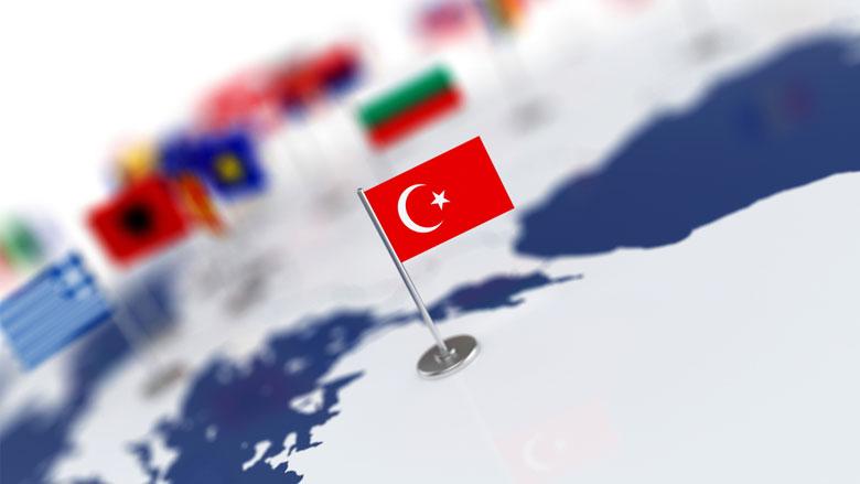 """""""Türkiye en çok dış temsilciliği olan 5. ülke"""""""