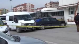 Konya'da bir kişi Karısını Öldürdü, Kuzenini Yaralayıp İntihar Etti