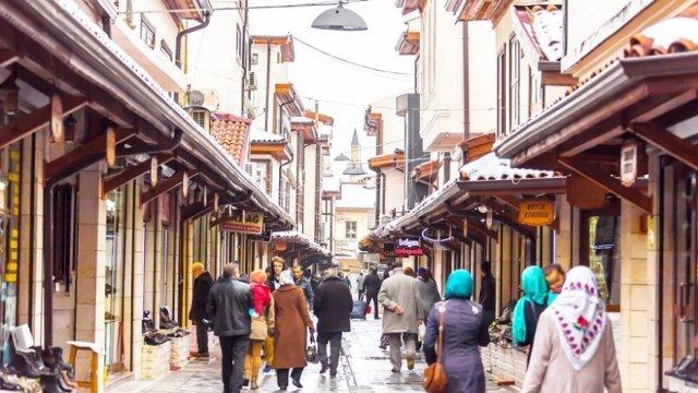 Konya'da 49 bin 780 esnaf var