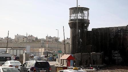 İsrail'in duvarları Filistinlileri birbirinden ayırıyor