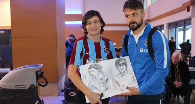 Trabzonspor Ankara'ya gitti Spor Toto Süper Lig 21. hafta