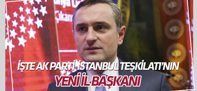 AK Parti İstanbul İl Başkanlığına atama