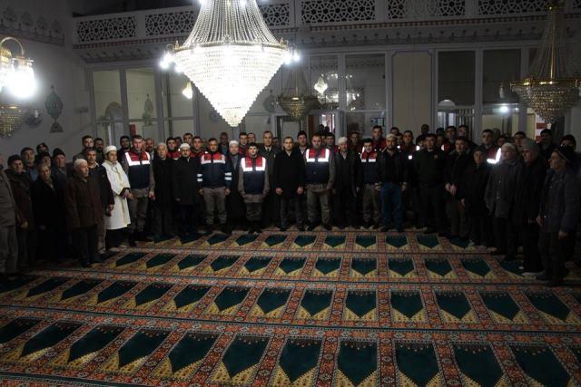 Doğanhisar'dan Mehmetçiğe destek