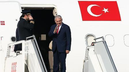 Başbakan Yıldırım Belarus'a gidecek