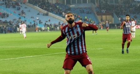 Burak'sız Trabzonspor, gol sessizliğine büründü