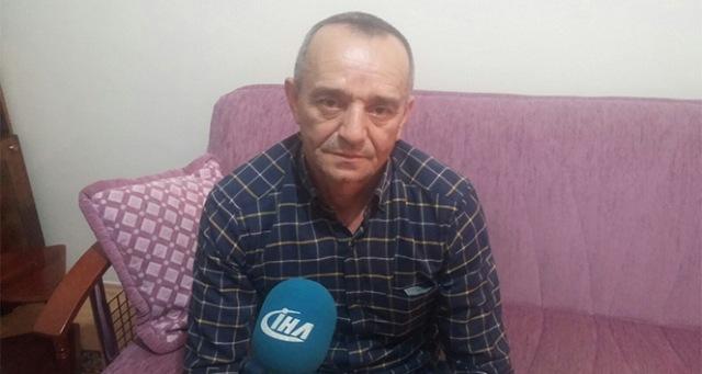 Tır şoförü, maaşını Afrin'deki Türk askerine bağışladı
