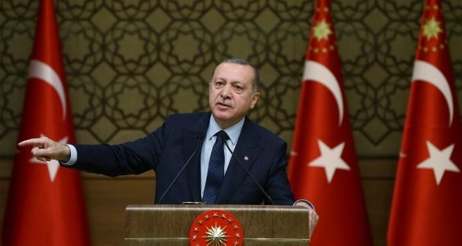 Erdoğan'dan İlker Başbuğ'a sert yanıt! 'Yazıklar olsun'