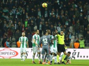 Konyaspor'dan 4,5 haftada 1 galibiyet!