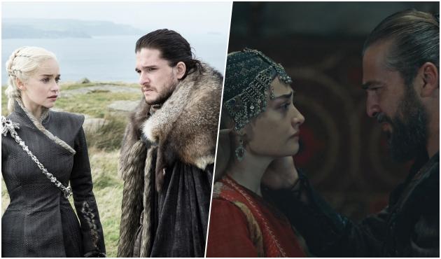 İngiliz medyası Game of Thrones yerine Diriliş'i önerdi!