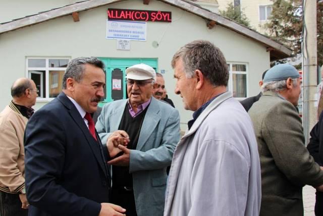 Başkan Tutal, Hasbihal'de