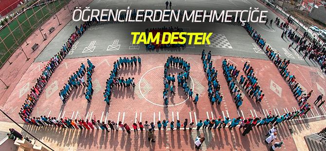 Öğrenci-Ordu elele, Mehmetçiğe tam destek