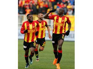 Göztepe: 1 - Demir Grup Sivasspor: 0