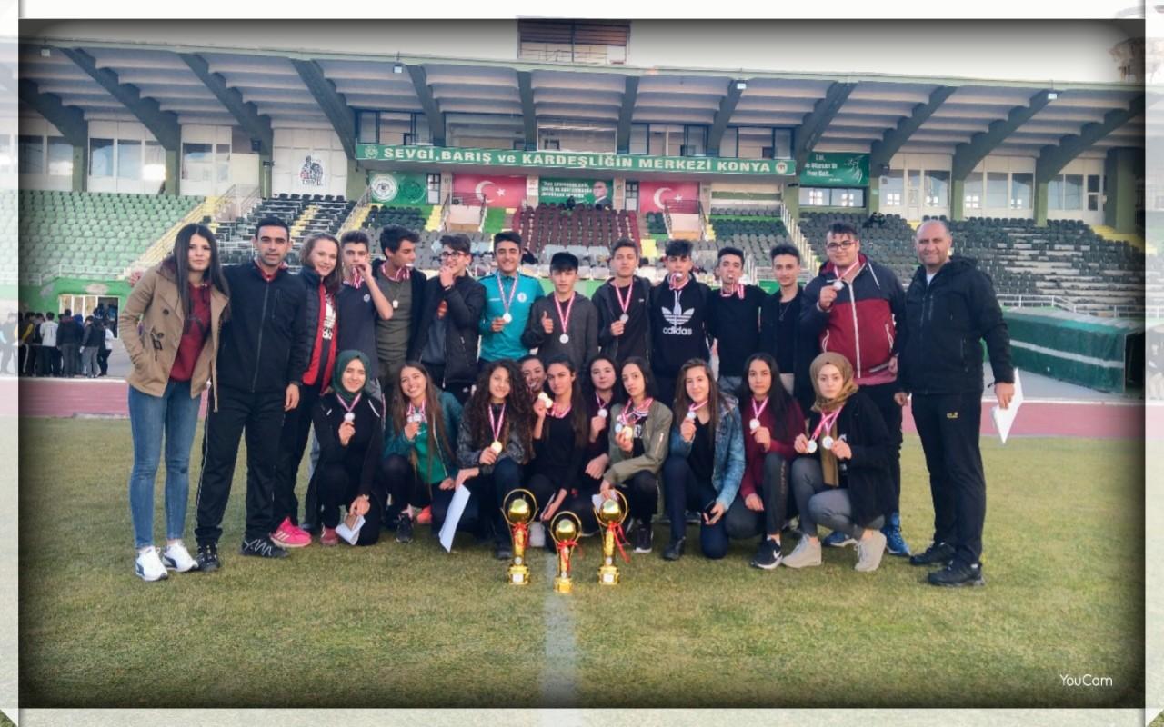 Lokman Hekim Konya Şampiyonu