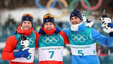 Kış Olimpiyatları'nın en başarılısı Norveç