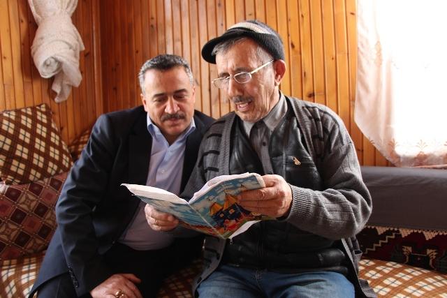 Erkuş'tan Türkiye'yi beğenmeyen vekillere şiirli gönderme