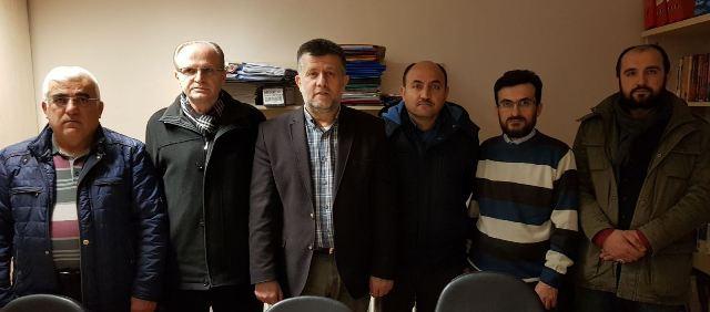DERKAD'da yeni Başkan Mustafa Acar