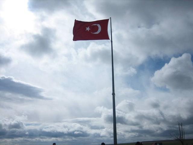 Kulu'daki Nogay Türklerinden Zeytin Dalı Harekatı'na bayraklı destek
