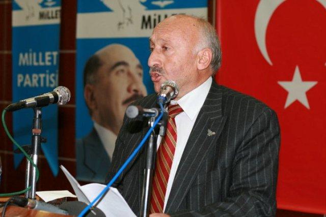Kara: Milli Kurumlar Türk Milleti'nindir