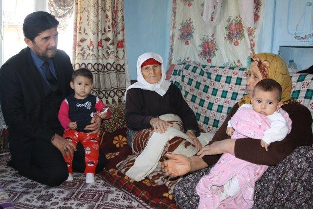 Belediye Başkanı Acar'dan ziyaretler